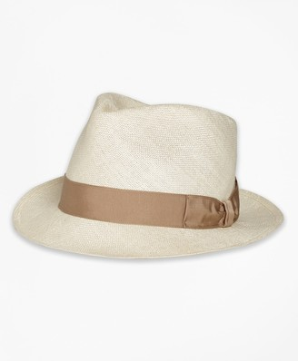 Brooks Brothers Straw Hat