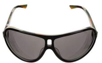 Missoni Aviator Tinted Sunglasses Black Aviator Tinted Sunglasses