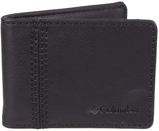 Columbia Men's RFID-Blocking Front-Pocket Wallet with Flick Bar