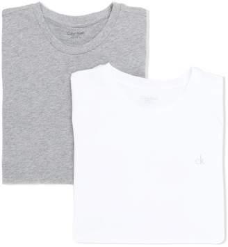 Calvin Klein Kids TEEN logo T-shirt set