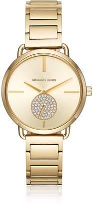 Michael Kors Portia Gold Tone Women's Watch