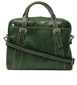 Persaman New York Donato Italian Leather Briefcase