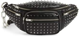 Alexander Wang Attica Studded Lambskin Leather Fanny Pack