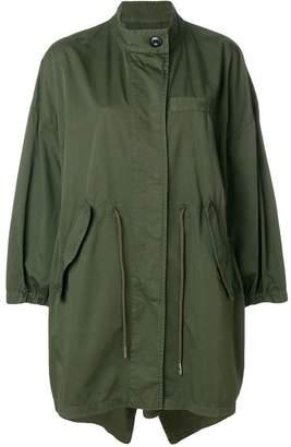 MM6 MAISON MARGIELA classic parka coat