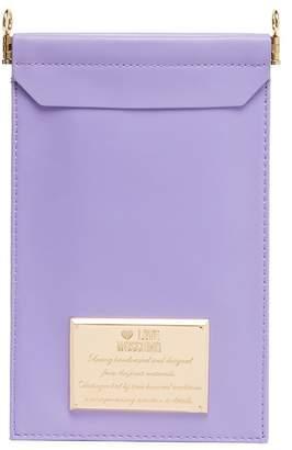 Love Moschino Violet Cellphone Case