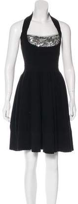 Marc by Marc Jacobs Merino Wool & Angora-Blend Dress