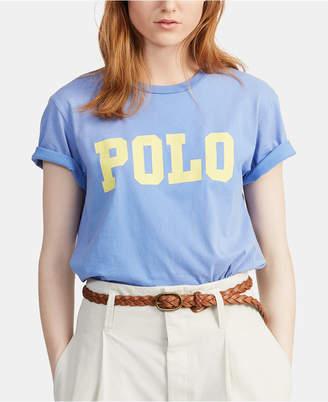 Polo Ralph Lauren Big-Fit Polo Cotton T-Shirt
