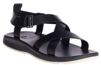 Chaco Wayfarer Leather Strappy Sandal