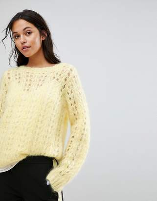 Gestuz Loose Knitted Sweater