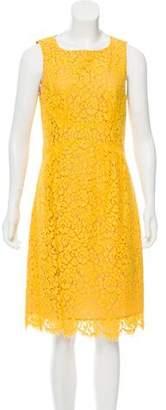 Michael Kors Sleeveless Lace Dress