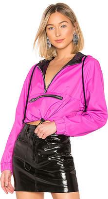 DANIELLE GUIZIO x REVOLVE Zipper Pocket Jacket