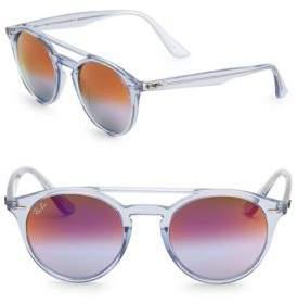 Ray-Ban Aviator Round Sunglasses