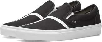 Vans UA Classic Slip On 'Black & White'