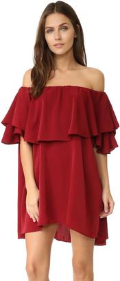 MLM LABEL Maison Off Shoulder Dress $165 thestylecure.com