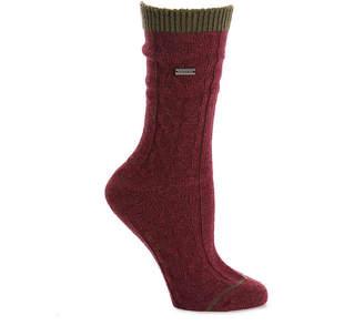 Sorel Cable Knit Crew Socks - Women's