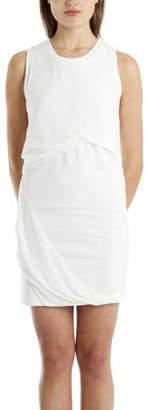 3.1 Phillip Lim Twisted Chiffon Layer Dress
