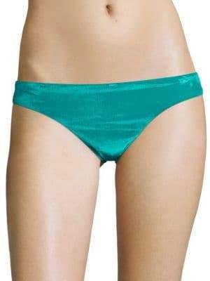 Trina Turk Midnight Velvet Bikini Bottom