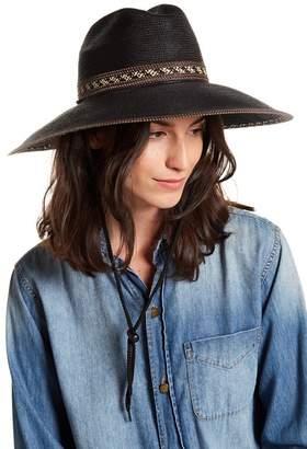 Peter Grimm Headwear Namo Braided Trim Floppy Hat