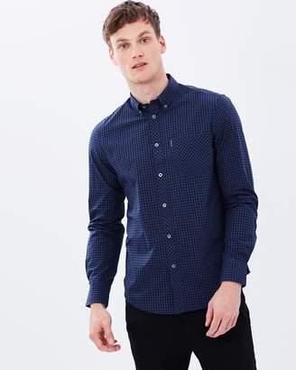 Ben Sherman LS Gingham Shirt