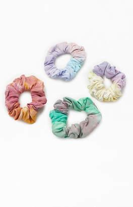 LA Hearts Tie Dye Scrunchie Pack