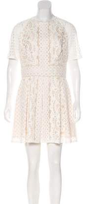 Lover Lace A-Line Dress