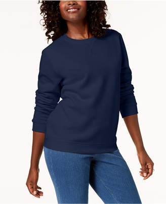 Karen Scott Classic Sweatshirt
