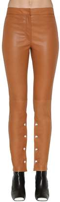 Loewe Skinny Leather Pants