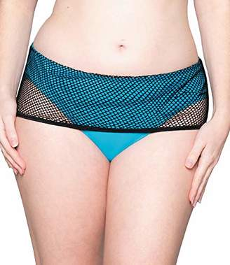 Curvy Kate Women's Catch of The Day Deep Foldover Brief