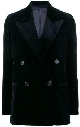 Acne Studios velvet suit jacket