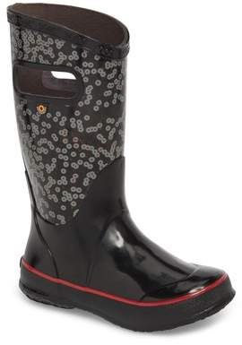 Bogs Constellations Waterproof Rubber Rain Boot