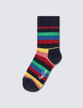 Happy Socks Kids Stripe Sock