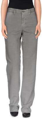 Incotex Red Casual pants - Item 36740214FF