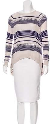 Mara Hoffman Asymmetrical Knit Top w/ Tags