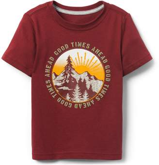 Crazy 8 Crazy8 Mountain Tee