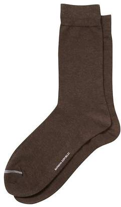 Banana Republic Jersey Sock