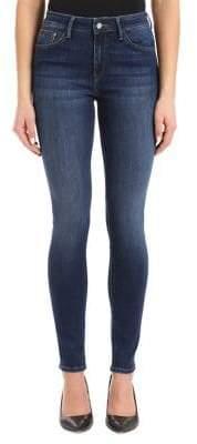 Mavi Jeans Alexa Supersoft Mid-Rise Jeans