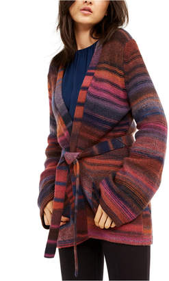 Trina Turk Bosworth Striped Cozy Cardigan