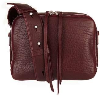 AllSaints Leather Vincent Cross Body Bag