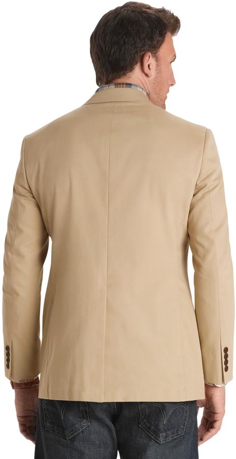 Brooks Brothers Fitzgerald Fit Soft Cotton Sport Coat