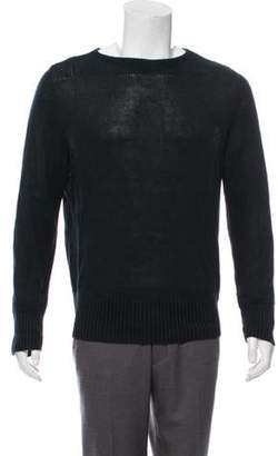 Louis Vuitton Knit Scoop Neck Sweater black Knit Scoop Neck Sweater