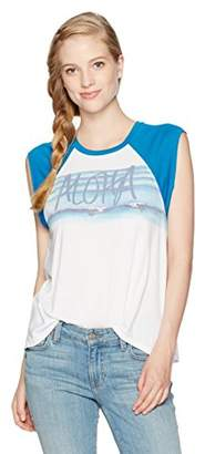 Rip Curl Women's Waves for Days Muscle Tee