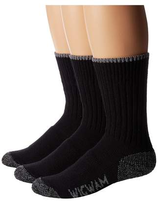 Wigwam All Weather 3-Pack Crew Cut Socks Shoes