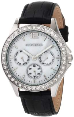 Swarovski Cepheus Ladies Quartz Watch CP502-482 With Crystals