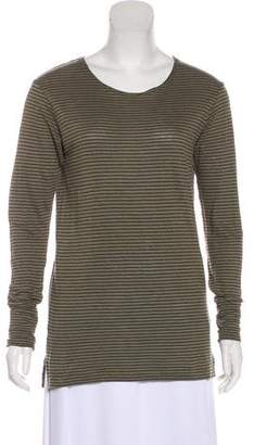 Etoile Isabel Marant Striped Print Top