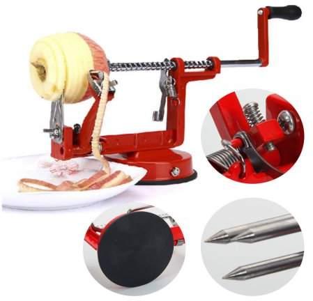 special 3 in 1 Apple Peeler Slinky Machine Peeler Corer Fruit Cutter Slicer Kitchen Tool
