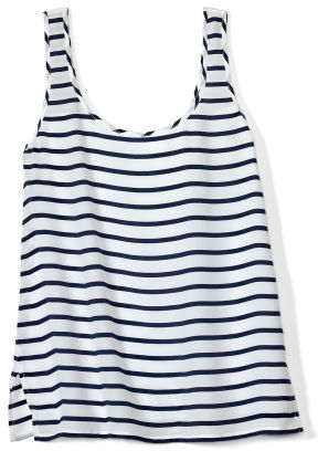 Club Monaco Peyton Striped Tank