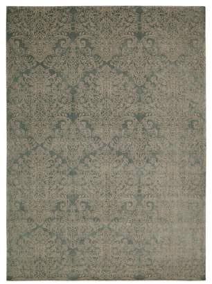 "Nourison Platine Collection Area Rug, 5'3"" x 7'5"""