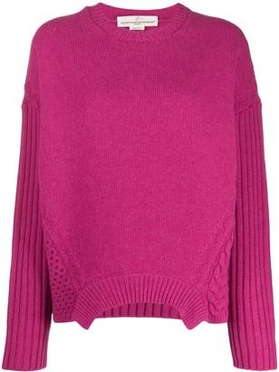 Golden Goose chunky knit jumper