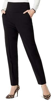 Karen Millen High-Waist Tapered Pants