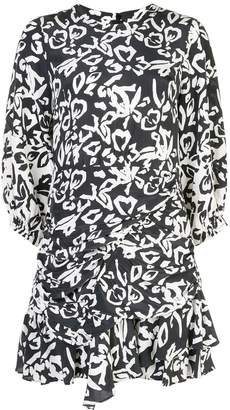 Tanya Taylor Mel printed dress